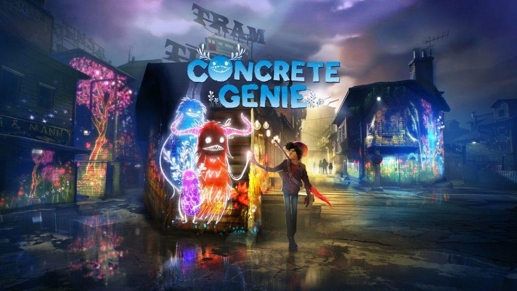 Concrete Genie เปลี่ยนเด็กมือบอนให้กลายเป็นฮีโร่
